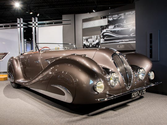 Delahaye, 1937 Type 135 MS Special Roadster