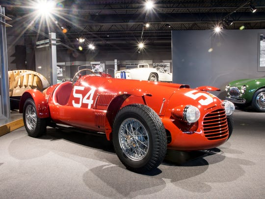 Ferrari, 1948 166 Spyder Corsa