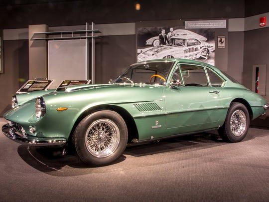 Ferrari, 1962 Superamerica Coupe Aerodynamica by Pininfarina