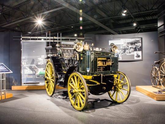 Panhard & Levassor, 1896 Wagonette