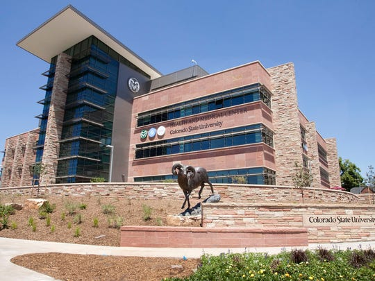 Colorado State University's $59 million Health and Medical Center in Fort Collins will house a University of Colorado School of Medicine satellite campus beginning in 2021.