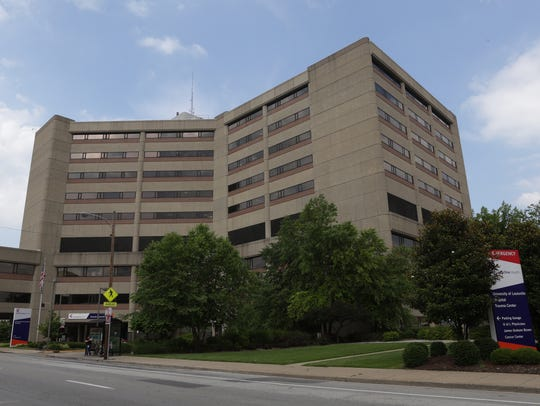 The University of Louisville Hospital will no longer