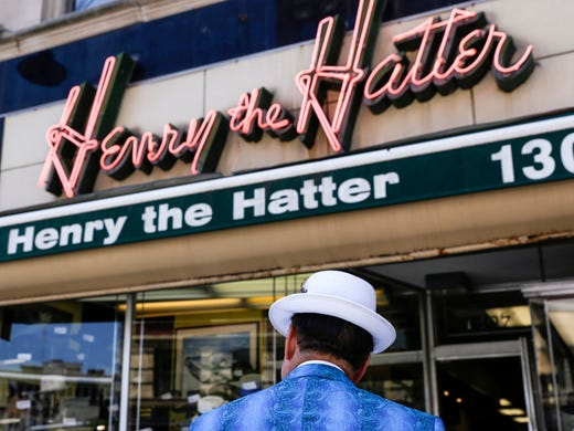 Henry the Hatter forced to close in downtown Detroit 8fd72625935