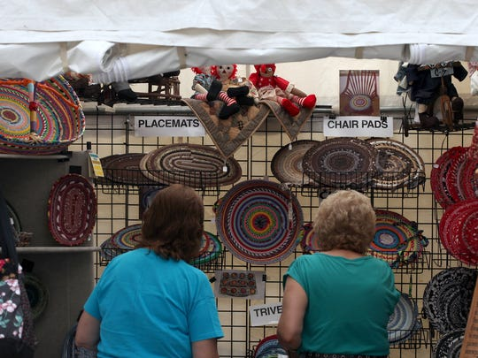 The Wyandotte Street Art Fair  got its start in 1961. More than 200 artists are expected at this year's event.
