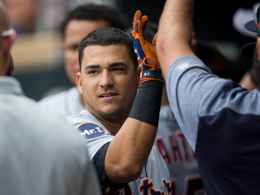 MLB: Detroit Tigers at Minnesota Twins