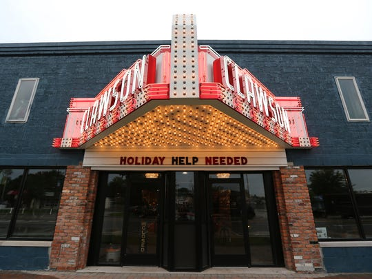 Veteran restaurateur Matt Prentice is partnering with the owner of Leon and Lulu to open an American small plates restaurant and retail hybrid in the old Clawson Theatre next door.