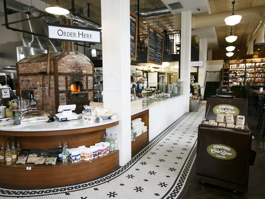 Ritter's, located at 102 Liberty St. NE, scored a perfect