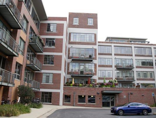 Photos: Loft stays true to industrial roots in Ann Arbor