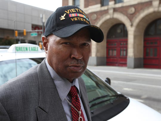Kenneth Kabaka Reynolds of the Metro Detroit Cab Drivers