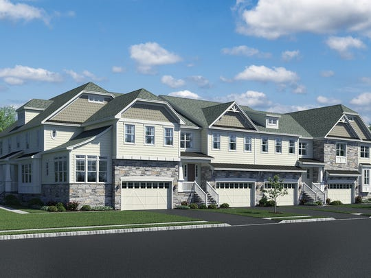Townhomes at Four Ponds at Lincroft