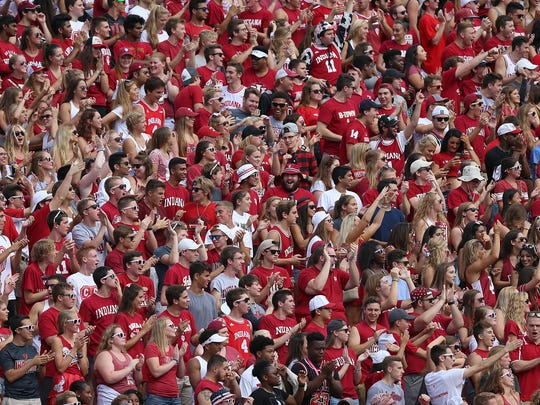FILE – With Ohio State coming to town, Memorial Stadium will be packed.