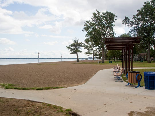 For the second year in a row, officials said Lakeside and Lighthouse parks saw an increase in revenue and expenses to cover additional costs as a result of an extension of parking rates.