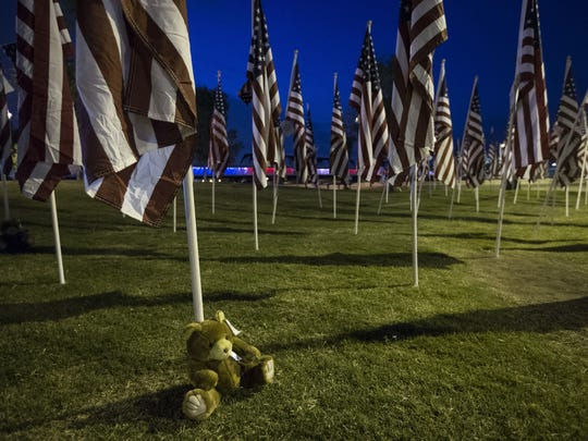 Valley residents came to honor 9/11 victims, nearly
