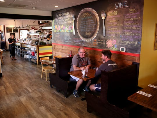 Acme Cafe, located at 110 Hansen Ave. S, scored a perfect 100 on its semi-annual restaurant inspection June 20.