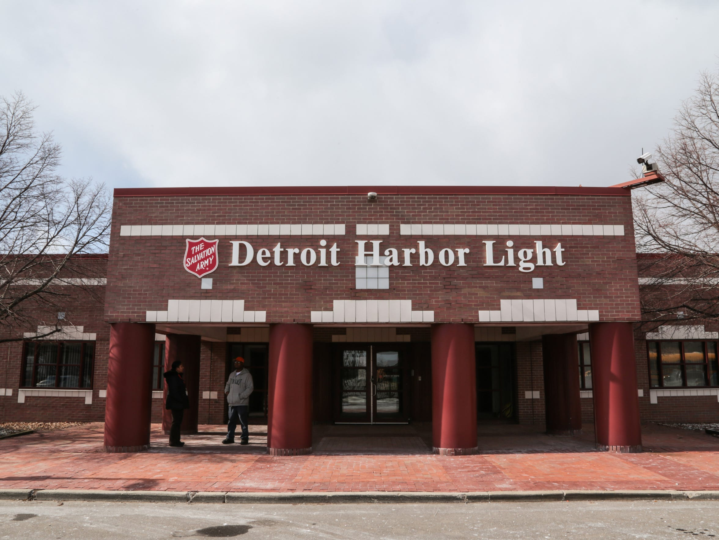 The Salvation Army's Harbor Light Center in Detroit