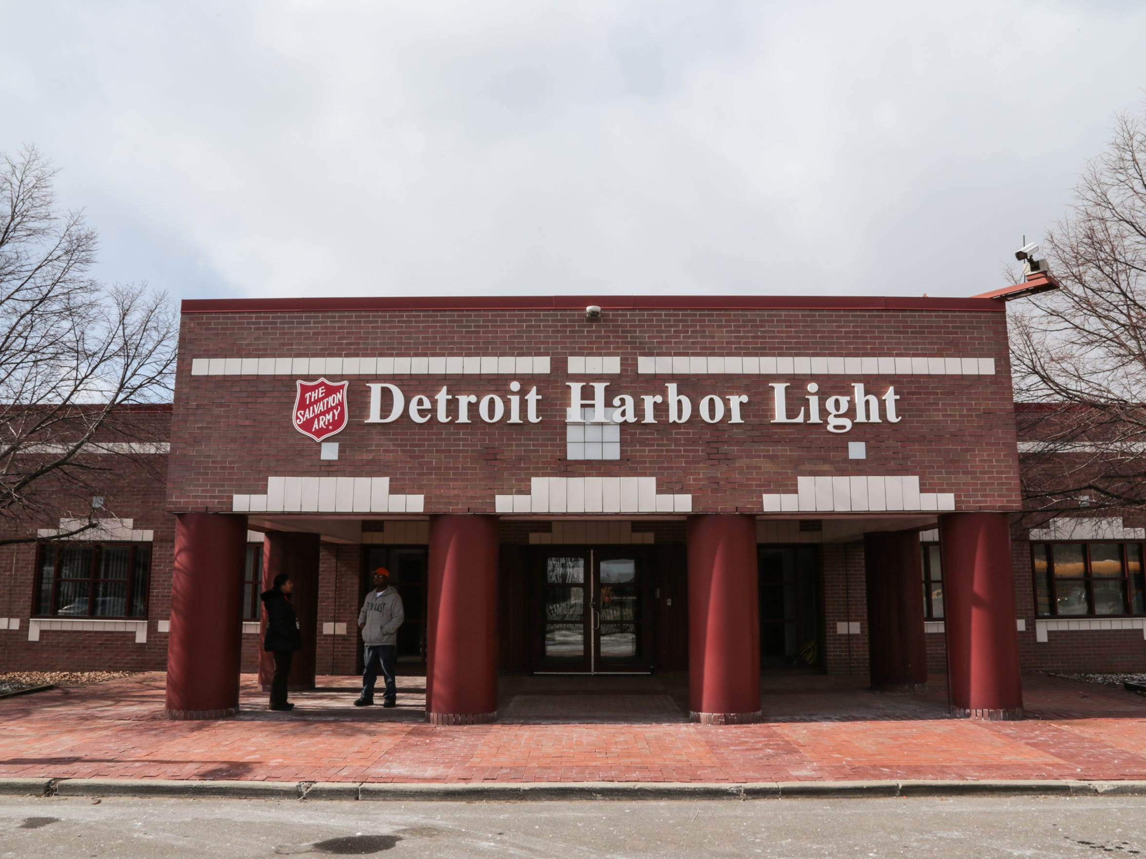 The Salvation Army's Harbor Light Center in Detroit is the headquarters for the Bed and Bed program. Every day before dawn, volunteers make lunch meat sandwiches while a chef prepares batches of warm soup, stew or chili to be served in little foam containers out of three trucks on three routes through the city's east side, west side and a route that straddles both near downtown.