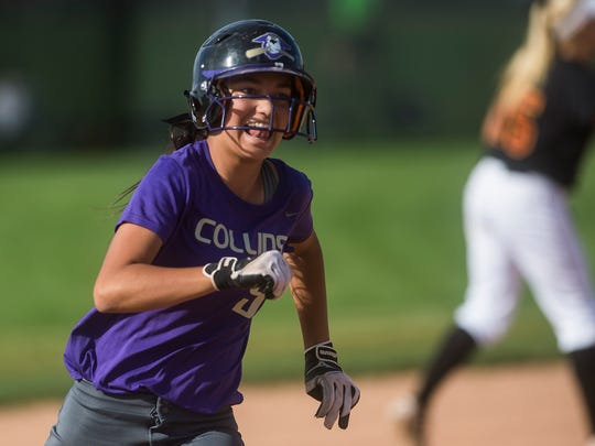 The Fort Collins softball team hosts Westminster at 4:15 p.m. Tuesday.