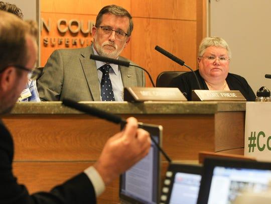 Johnson County Supervisor Kurt Friese discusses Grant