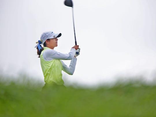 Carmel golfer Nina Hecht