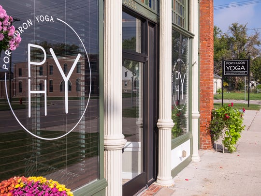 Port Huron Yoga is opening in the space at 2333 Gratiot Ave. in Port Huron, where a former wedding venue and restaurant were. The studio is having their grand opening the weekend of Sept. 29-Oct. 1.