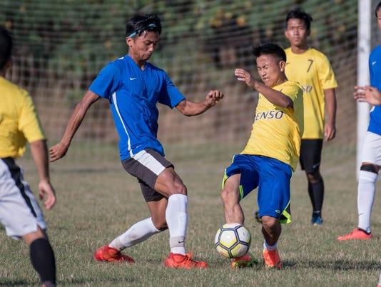 Welcoming Week Soccer 16