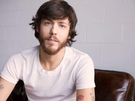 Country singer-songwriter Chris Janson
