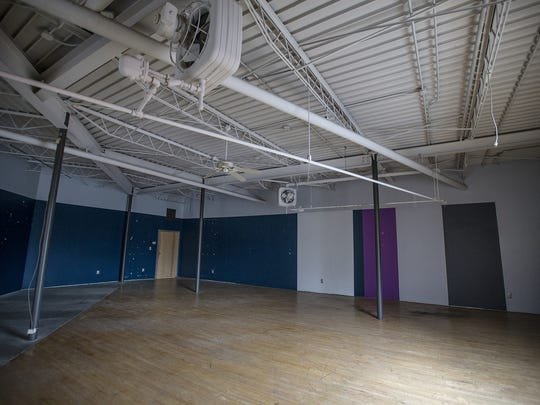 Deylen Realty hopes to use this second-floor space