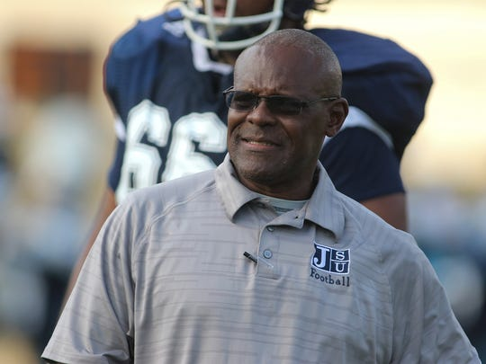 Jackson State coach Tony Hughes has put together two full recruiting classes, but that has yet to translate into success on the field.