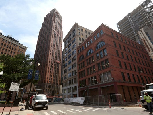 Historic Preservation in Capitol Park district