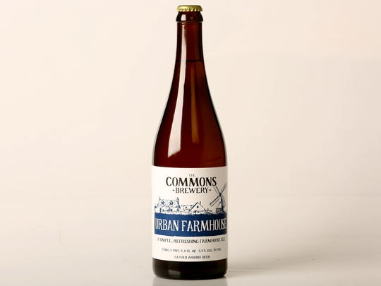 The Commons Brewery's Urban Farmhouse Ale