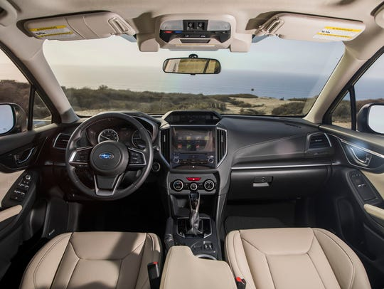Review 4 Star 2018 Subaru Impreza Is Roomy A Bargain