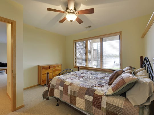 One of the three bedrooms at 5432 Quinlar Ave, NW,