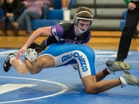 Terry Vette helps Lakevew get the best of his former team at All-City Wrestling Tourney