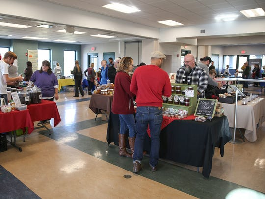 The Fishers Winter Farmers Market at Roy G. Holland