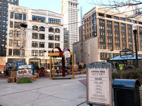 Downtown Detroit Markets saw strong holiday season