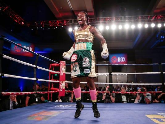 Claressa Shields, boxing