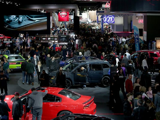 North American International Auto Show Likely Moving To June - Car show detroit