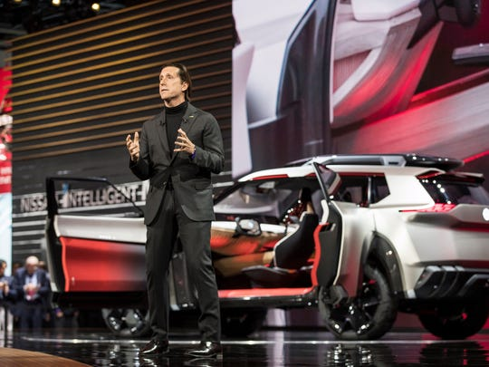 Alfonso Abaisa, Senior VP for Global Design Nissan