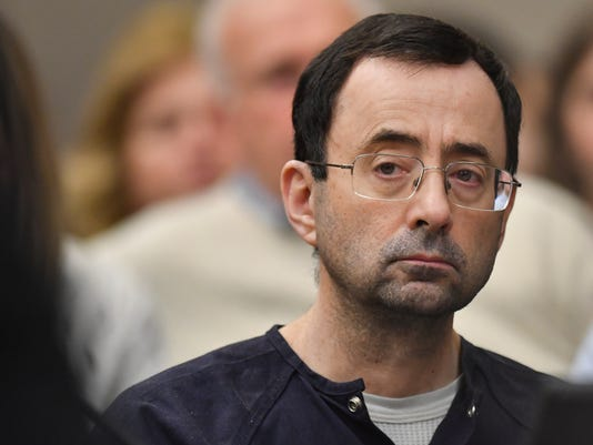 Day seven - Nassar sentencing - victim impact statements