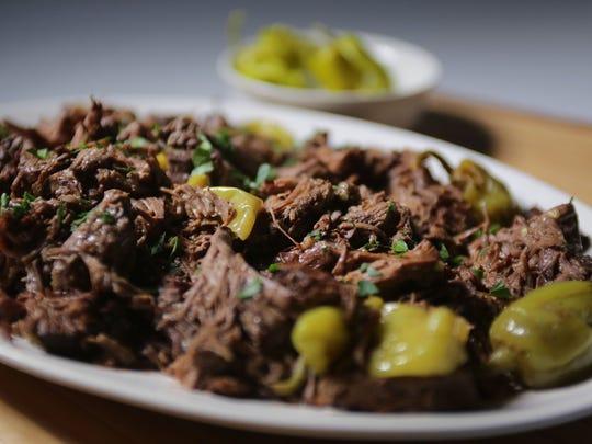 FOODMississippi roast photographed Thursday, Feb.