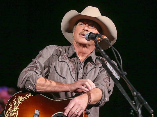 Alan Jackson will lead the entertainment at the National Rifle Association convention in Indianapolis later this month.