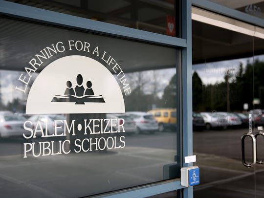 The Salem-Keizer Public Schools Lancaster Professional Center in Salem on Thursday, Feb. 15, 2018.