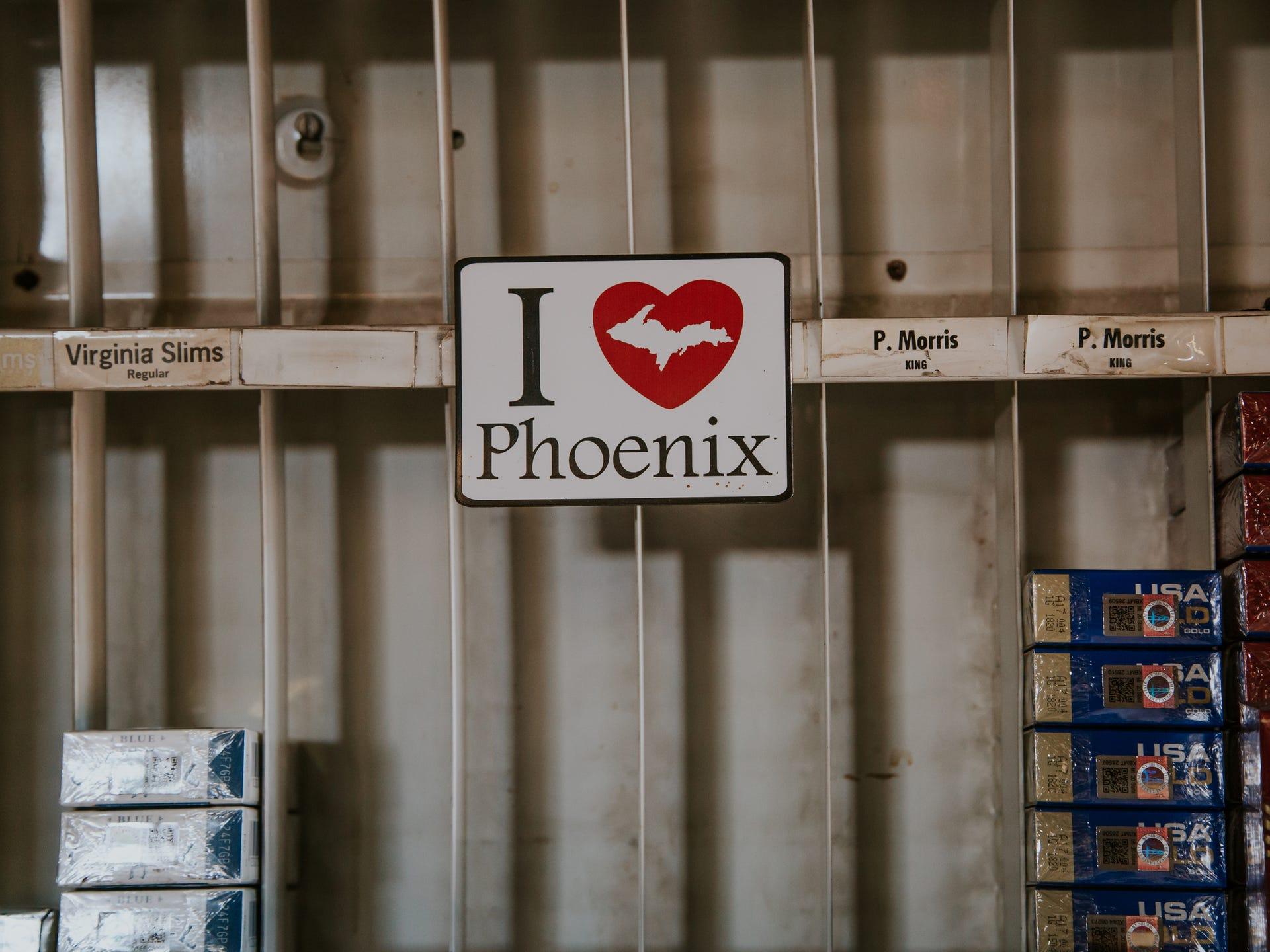 A look inside the Phoenix Store in Michigan's Keweenaw
