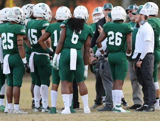 Shasta College Knights Football