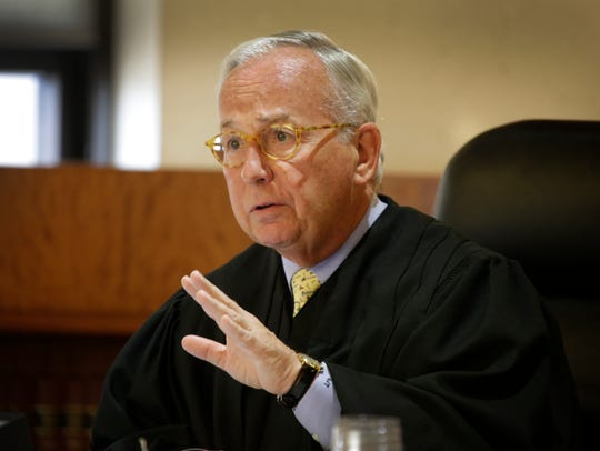 Judge Michael Talbot