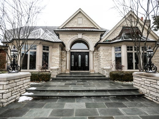House envy stately bloomfield hills renovation awaits 1st - House of bedrooms bloomfield hills mi ...