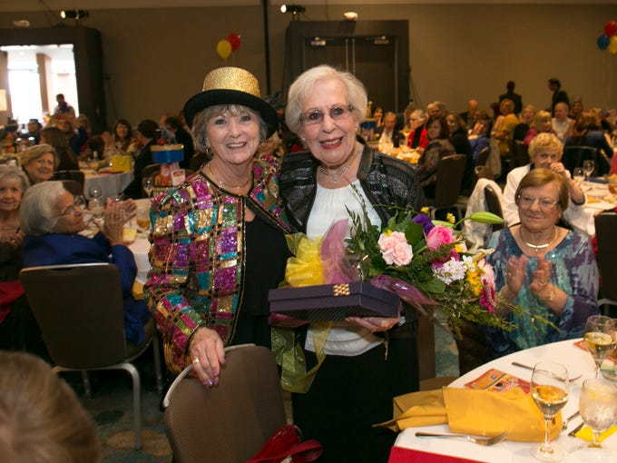 Mary Alice Victorino, (left) American Cancer Society