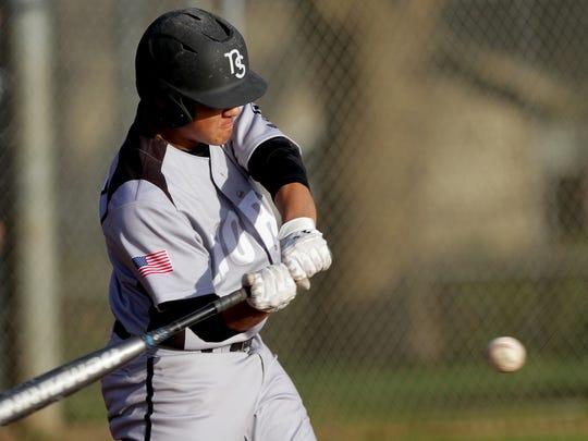 Reyes Luna, North Salem baseball
