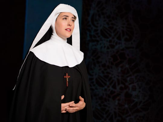 "A touring version of ""The Sound of Music"" will be at"