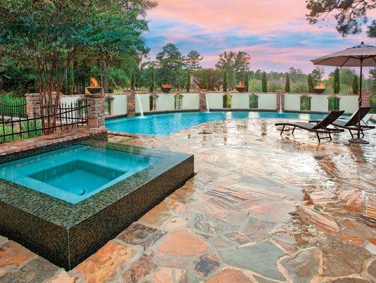 Cool Backyards cool backyard pools